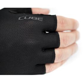 Cube Performance Guanti corti, nero